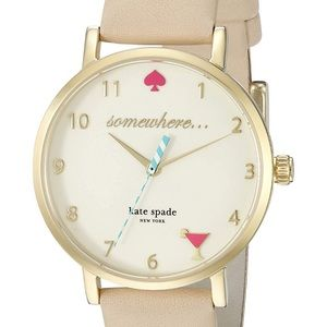 ♠️Kate Spade♠️ 5 o'clock somewhere watch